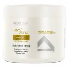 ALFAPARF DIAMOND ILLUMINATING MASK – MASKA ROZŚWIETLAJĄCA 500 ML.