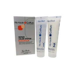 RENEE BLANCHE REPAIR COLOR SYSTEM DEKOLORYZATOR W KREMIE 2 X 100 ML.