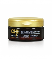 FAROUK CHI ARGAN PLUS MORINGA OIL REJUVENATING MASQUE ODBUDOWUJĄCA MASKA DO WŁOSÓW 237 ML.