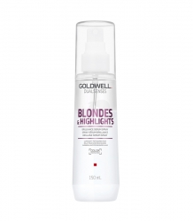 GOLDWELL DUALSENSES BLONDES & HIGHLIGHTS NABŁYSZCZAJĄCE SERUM W SPRAYU DO WŁOSÓW BLOND 150 ML.