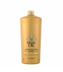 LOREAL PROFESSIONNEL MYTHIC OIL NORMAL TO FINE HAIR SZAMPON DO CIENKICH I NORMALNYCH WŁOSÓW 1000 ML.