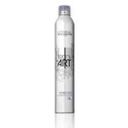 LOREAL PROFESSIONNEL TECNI ART ANTI FRIZZ MOCNY LAKIER 400 ML.