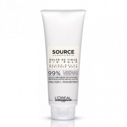 LOREAL SOURCE ESSENTIELLE RADIANCE BALM MASKA DO FARBOWANYCH WŁOSÓW 250 ML.