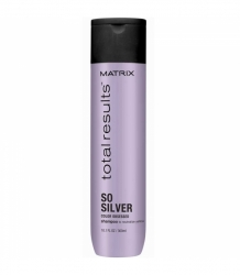 MATRIX TOTAL RESULTS COLOR OBSESSED SILVER SZAMPON DO BLOND I SIWYCH WŁOSÓW 300 ML.