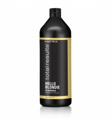 MATRIX TOTAL RESULTS HELLO BLONDIE ODŻYWKA DO BLOND WŁOSÓW 1000 ML.