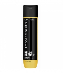 MATRIX TOTAL RESULTS HELLO BLONDIE ODŻYWKA DO BLOND WŁOSÓW 300 ML.