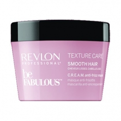 REVLON BE FABULOUS TEXTURE CARE SMOOTH HAIR MASKA WYGŁADZAJĄCA 200 ML.