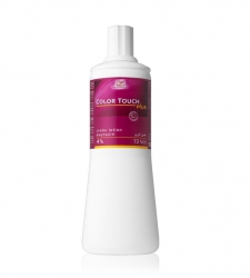 WELLA PROFESSIONALS COLOR TOUCH PLUS EMULSJA UTLENIAJĄCA WODA UTLENIONA 4% 1000 ML.